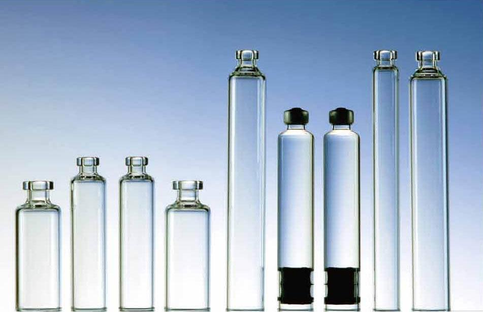 笔式注射器用硼硅玻璃套筒(卡式瓶)
